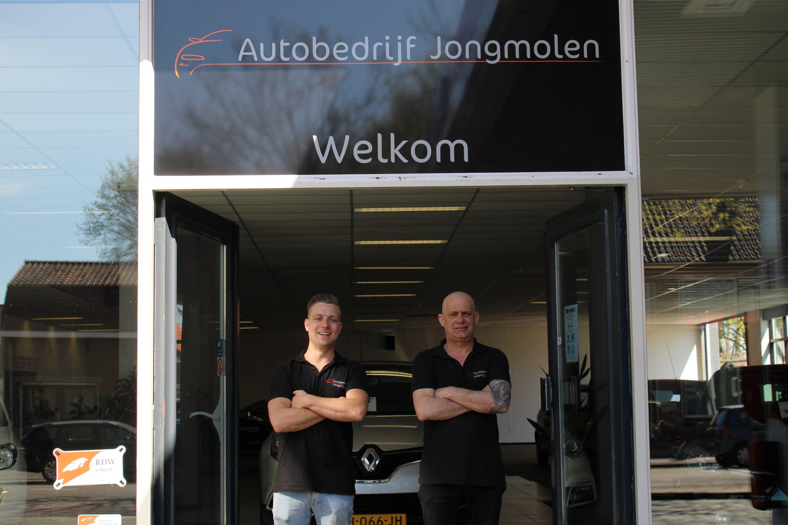 autobedrijf jongmolen